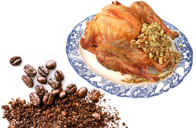 Coffee vs turkey